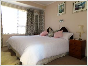 Great value Napier Bed and Breakfast King bed accommodation