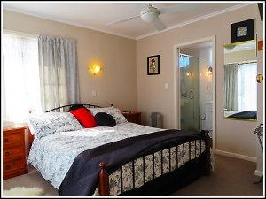 Great value Napier Bed and Breakfast , queen bed with en-suite accommodation