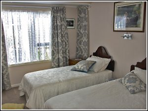 Great value Napier Bed and Breakfast Twin or single bed accommodation